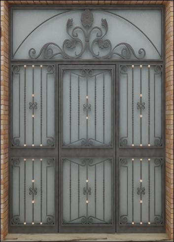 Top puertas de hierro forjado en mexico images for - Puertas de hierro ...